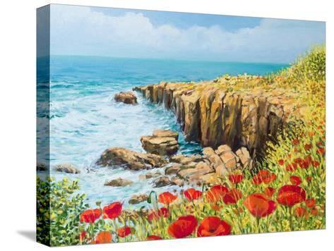 Summer Breeze-kirilstanchev-Stretched Canvas Print
