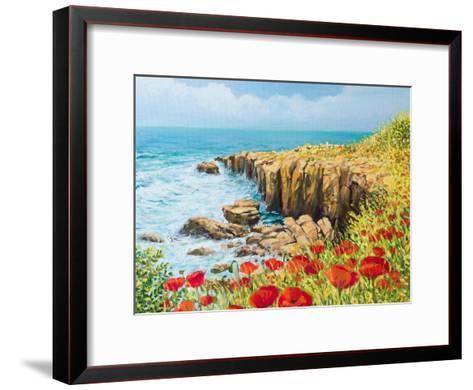 Summer Breeze-kirilstanchev-Framed Art Print