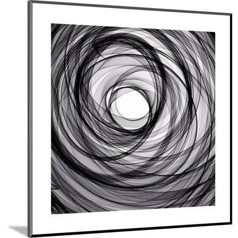 Abstract Spiral-alexkar08-Mounted Art Print