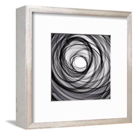Abstract Spiral-alexkar08-Framed Art Print