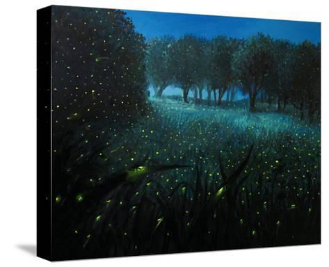 Ember Of Life-kirilstanchev-Stretched Canvas Print