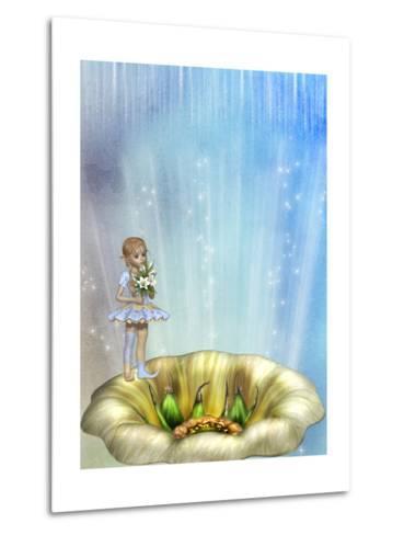 Fairytale-justdd-Metal Print
