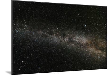 Milky Way Galaxy-fotosutra.com-Mounted Art Print
