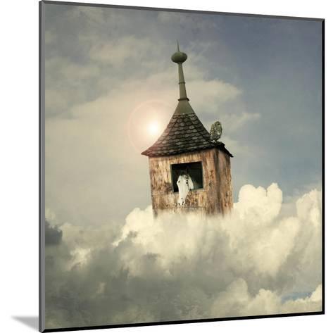 Under The Clouds-ValentinaPhotos-Mounted Art Print