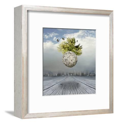 New World-ValentinaPhotos-Framed Art Print