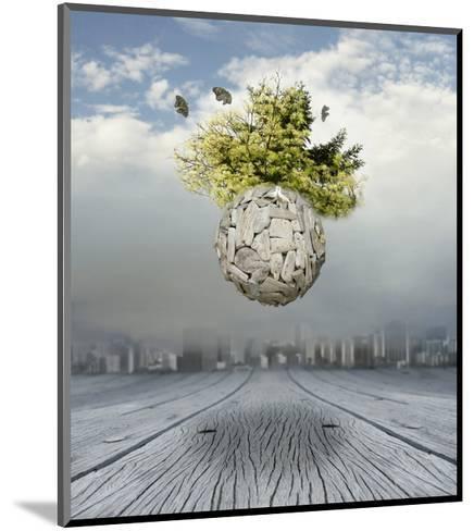 New World-ValentinaPhotos-Mounted Art Print