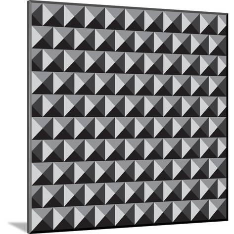 Seamless Pattern-Shonkar-Mounted Art Print