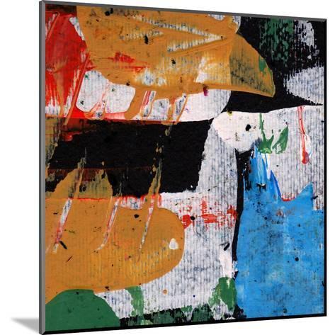 Abstract Painting-Andriy Zholudyev-Mounted Art Print