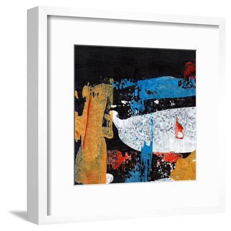 Abstract Painting-Andriy Zholudyev-Framed Art Print