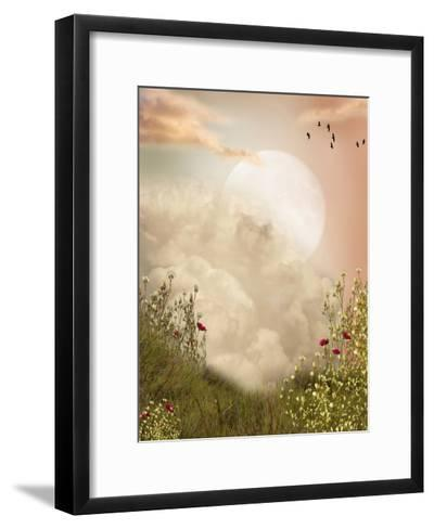 Magic Landscape-justdd-Framed Art Print