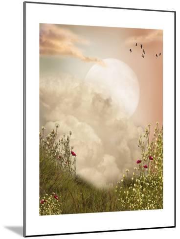 Magic Landscape-justdd-Mounted Art Print