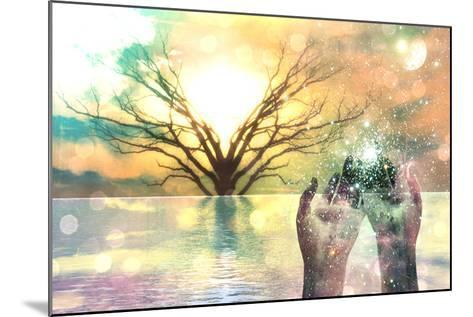 Spiritual Composition-rolffimages-Mounted Art Print