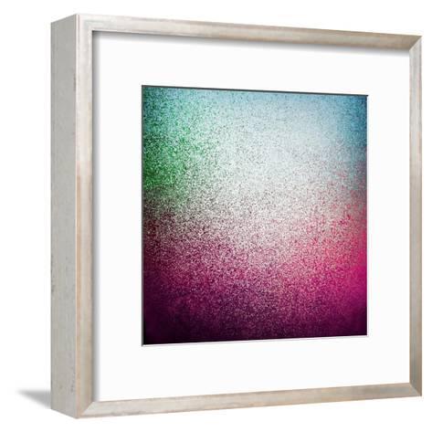 Airbrushed Painting-Eky Studio-Framed Art Print