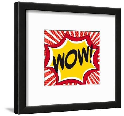 Illustration-grmarc-Framed Art Print