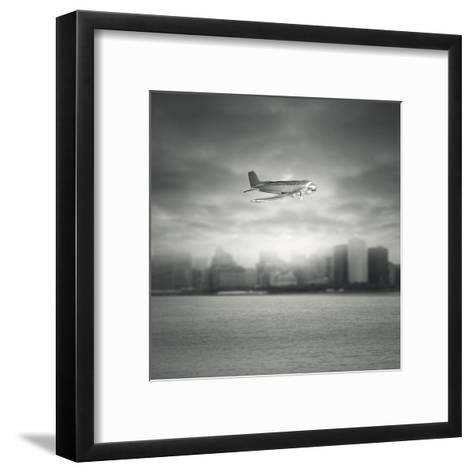 Aircraft-ValentinaPhotos-Framed Art Print