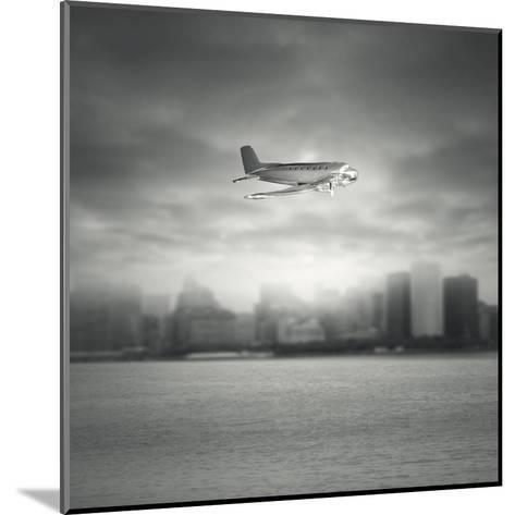 Aircraft-ValentinaPhotos-Mounted Art Print