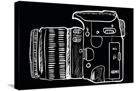Camera 2-Trankvilizator-Stretched Canvas Print