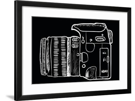 Camera 2-Trankvilizator-Framed Art Print