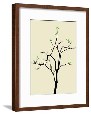 Hope-Rudall30-Framed Art Print