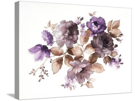 Flowers- alephcomo-Stretched Canvas Print