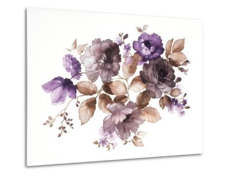 Flowers- alephcomo-Metal Print