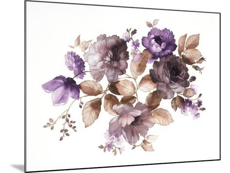 Flowers- alephcomo-Mounted Art Print