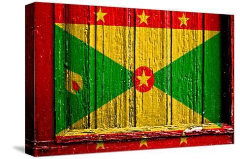 Grenada-budastock-Stretched Canvas Print