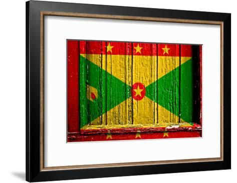 Grenada-budastock-Framed Art Print