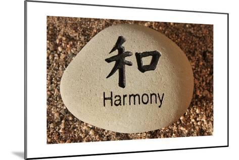 Harmony-photojohn830-Mounted Art Print