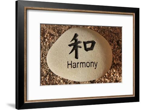 Harmony-photojohn830-Framed Art Print