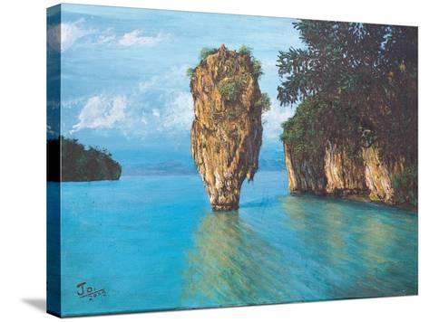 Pang-Nga Bay National Park In Thailand- hinnamsaisuy-Stretched Canvas Print