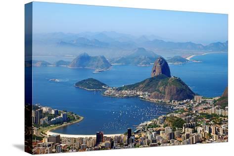 Sugar Loaf - Rio De Janeiro-BrunoFerreira-Stretched Canvas Print