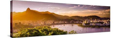 Aterro Do Flamengo-CelsoDiniz-Stretched Canvas Print