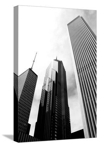 Chicago-cpenler-Stretched Canvas Print
