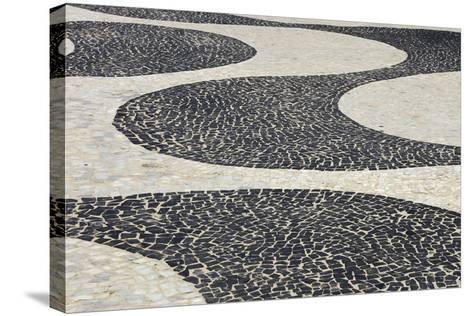 Rio De Janeiro-luiz rocha-Stretched Canvas Print