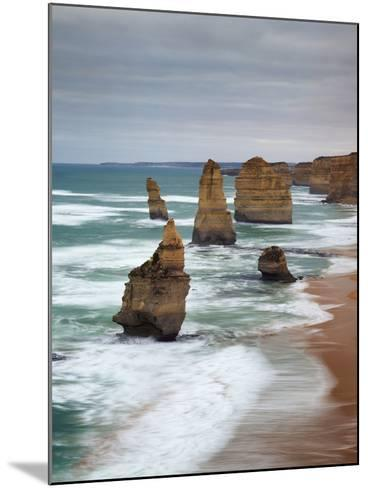 The Twelve Apostles, Port Campbell, Victoria, Australia-Walter Bibikow-Mounted Photographic Print