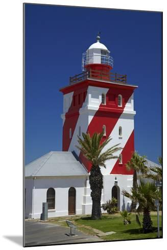 Mouille Point Lighthouse (1824), Cape Town, South Africa-David Wall-Mounted Photographic Print