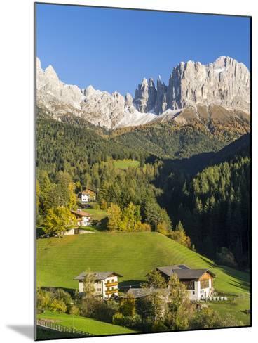 Alpen Landscape, South Tyrol, Austria-Martin Zwick-Mounted Photographic Print
