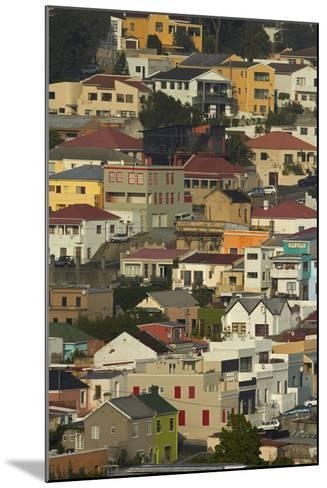 Suburb of Bo-Kaap, Cape Town, South Africa-David Wall-Mounted Photographic Print