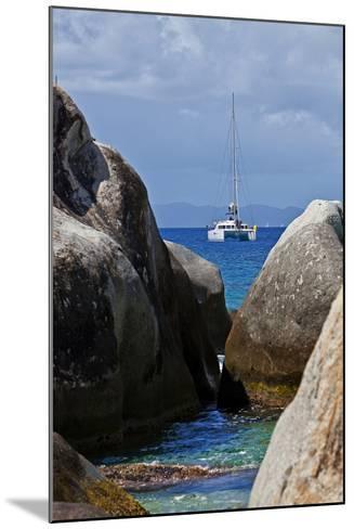 The Baths on Virgin Gorda, British Virgin Islands-Joe Restuccia III-Mounted Photographic Print