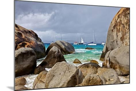 The Baths on Virgin Gorda, British Virgin Islands-Joe Restuccia III-Mounted Photographic Print
