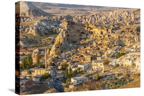 Aerial View of Cappadocia, Central Anatolia, Turkey-Ali Kabas-Stretched Canvas Print