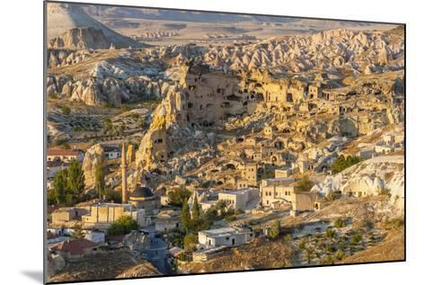 Aerial View of Cappadocia, Central Anatolia, Turkey-Ali Kabas-Mounted Photographic Print