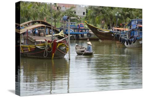 Historic Village of Hoi An, Da Nang, Vietnam-Cindy Miller Hopkins-Stretched Canvas Print