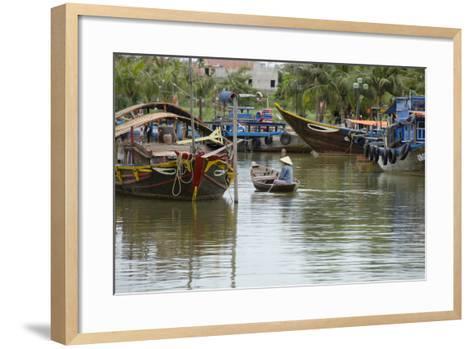 Historic Village of Hoi An, Da Nang, Vietnam-Cindy Miller Hopkins-Framed Art Print