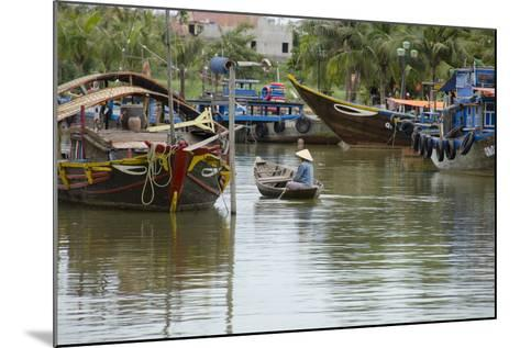 Historic Village of Hoi An, Da Nang, Vietnam-Cindy Miller Hopkins-Mounted Photographic Print