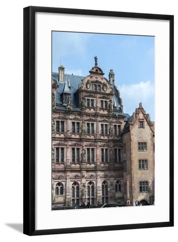 Heidelberg Castle, Baden-Wurttemberg, Germany-Jim Engelbrecht-Framed Art Print