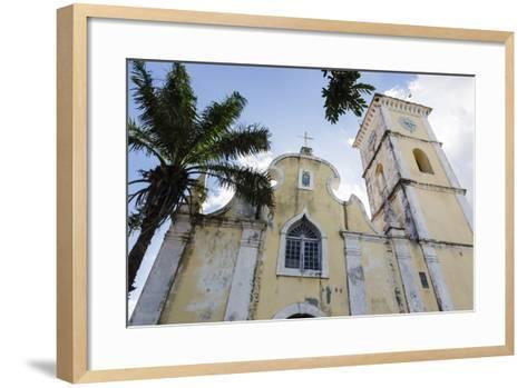 Church of Our Lady of Conception, Inhambane, Mozambique-Alida Latham-Framed Art Print