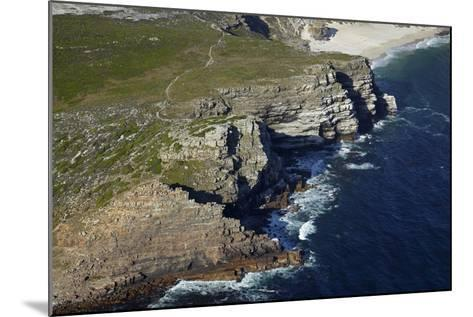 Aerial of Cape of Good Hope, Cape Peninsula, Cape Town, South Africa-David Wall-Mounted Photographic Print