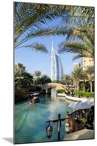 The Burj Al Arab , Dubai, United Arab Emirates-Bill Bachmann-Mounted Photographic Print